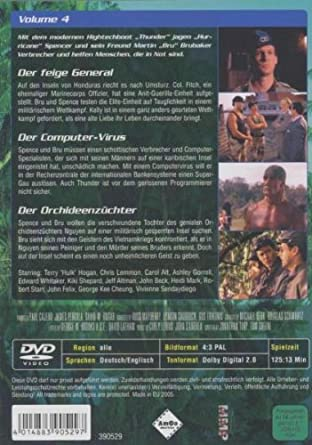 Thunder in Paradise: Heiße Fälle - Coole Drinks, Vol. 04 Alemania DVD: Amazon.es: Chris Lemmon, Carol Alt, Patrick Macnee, Felicity Waterman, Sam J. Jones, Charlotte Rae, Lisa Stahl, Cory Lerios, Chris Lemmon,