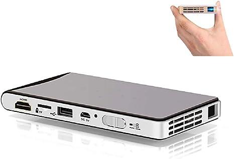 Mini Proyector PortáTil Ultradelgado, Proyector Full HD, ConexióN ...