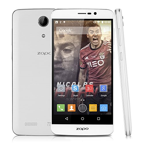 Zopo Speed 7 Plus - Smartphone Libre 4G LTE Android 5.1 (Octa-Core, 5.5