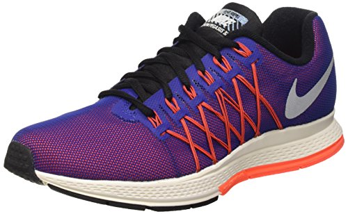 ttl Slvr Crmsn Herren Ryl 32 Flash Bl Multicolore Dp Zoom Pegasus Trainingsschuhe Rflct Air Nike wq76Ow