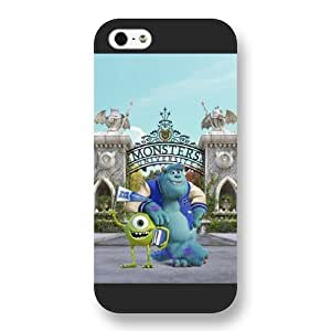 Diy Black Frosted Disney Cartoon Monsters University Diy For SamSung Galaxy S5 Mini Case Cover