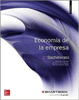 Economía De La Empresa - 2º Bachillerato - 9788448609337: Amazon ...