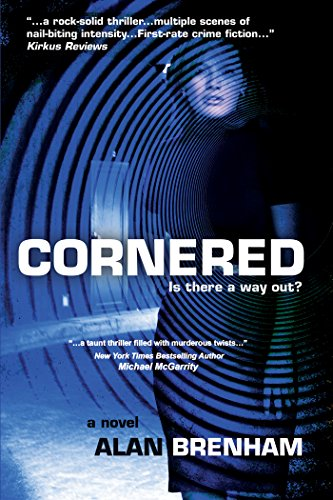 Cornered by Alan Brenham ebook deal