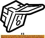 Genuine GM Receptacle Part# - 22854091