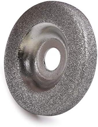LETAOSK 50mm Diamant-Schleifscheiben-Kreisscheibe für Wolframstahl-Fräser Fräser-Werkzeugschärfer-Schleifer
