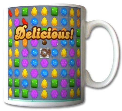 candy crush saga delicious mug cup gift retro co uk