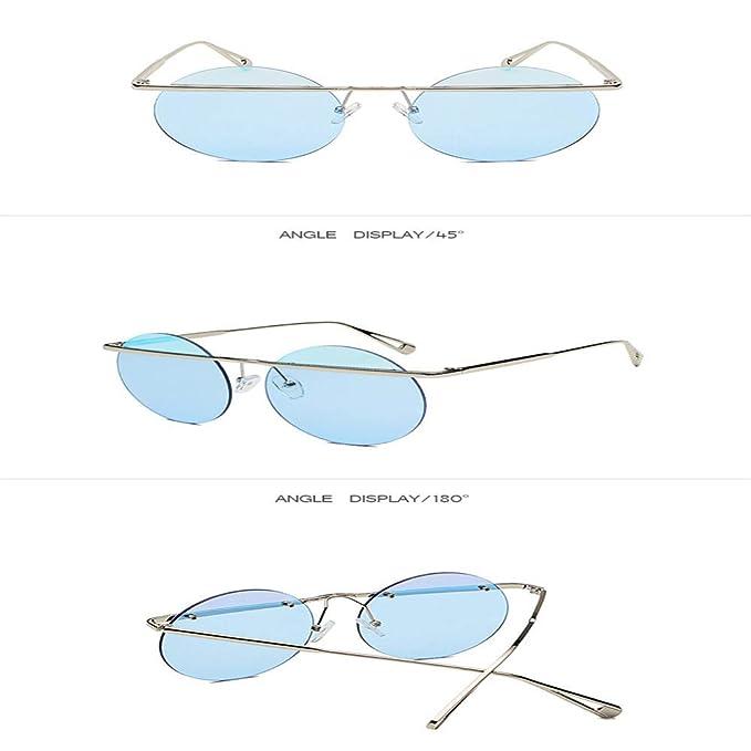 SenDi Gafas de sol - Nuevas gafas de sol de moda sin marco ...