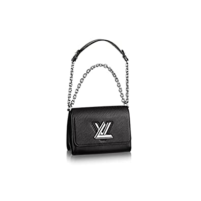 390407600713 Authentic Louis Vuitton Epi Leather Twist PM Purse Handbag Article M50332  Noir Made in France  Handbags  Amazon.com