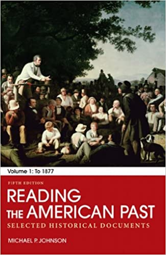 Amazon reading the american past volume i to 1877 ebook amazon reading the american past volume i to 1877 ebook michael p johnson kindle store fandeluxe Gallery