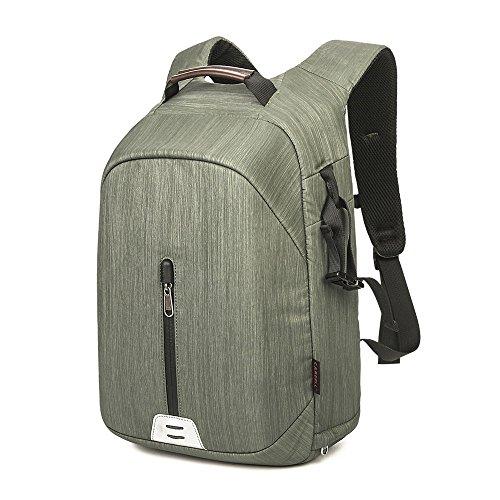Beaspire Professional Waterproof Camera Bag Large Capacity Travel backpack(Green) by Beaspire