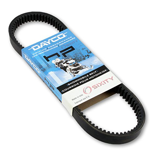 1992-1993 for Arctic Cat EXT 550 Drive Belt Dayco HP Snowmobile OEM Upgrade Replacement Transmission - Cat Arctic 1993 Snowmobile