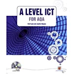 img - for A Level ICT for AQA Plus CDROM (A Level ICT) (Mixed media product) - Common book / textbook / text book