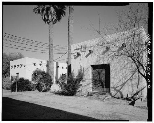 Photo: Tucson Plant Materials Center,3241 North Romero Road,Pima - Kids Center Tucson