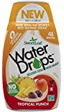 SweetLeaf WaterDrops, Tropical Punch, 1.62 Ounce
