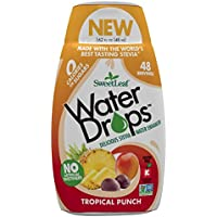SweetLeaf Tropical Punch Water Drops, 48 ml, Tropical Punch