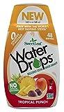 SweetLeaf WaterDrops, Tropical Punch, 1.62 Fl Oz