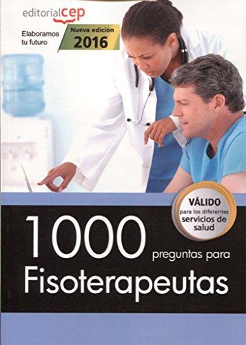 1000 preguntas para Fisioterapeutas