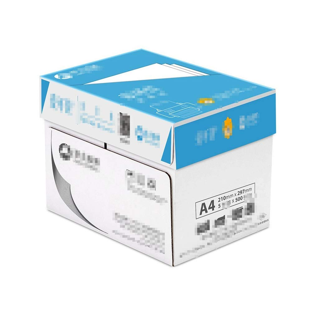 A4 Paper Printing Paper Laser Printer Paper A4 Paper Copier Multifunction Inkjet Paper Board Copy Paper a4 Paper Ream by JXLG