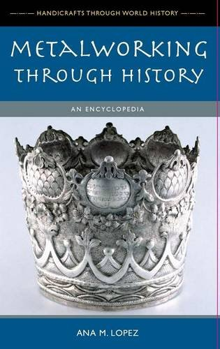 Metalworking through History: An Encyclopedia (Handicrafts through World History) by Greenwood
