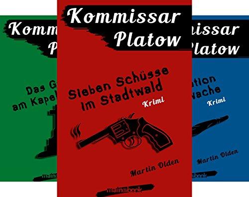 Kommissar Platow (Reihe in 11 Bänden)