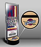NBA Cleveland Cavaliers Ticket Display Stand, One Size, Multicolored