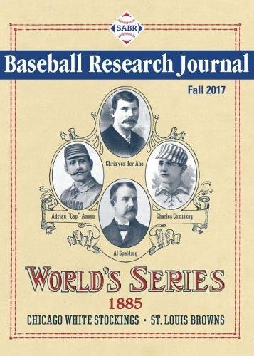 Baseball Research Journal (BRJ), Volume 46 #2