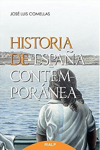 Historia De Espaᆬa Contemporanea 10ᆭ Ed Historia y Biografías ...