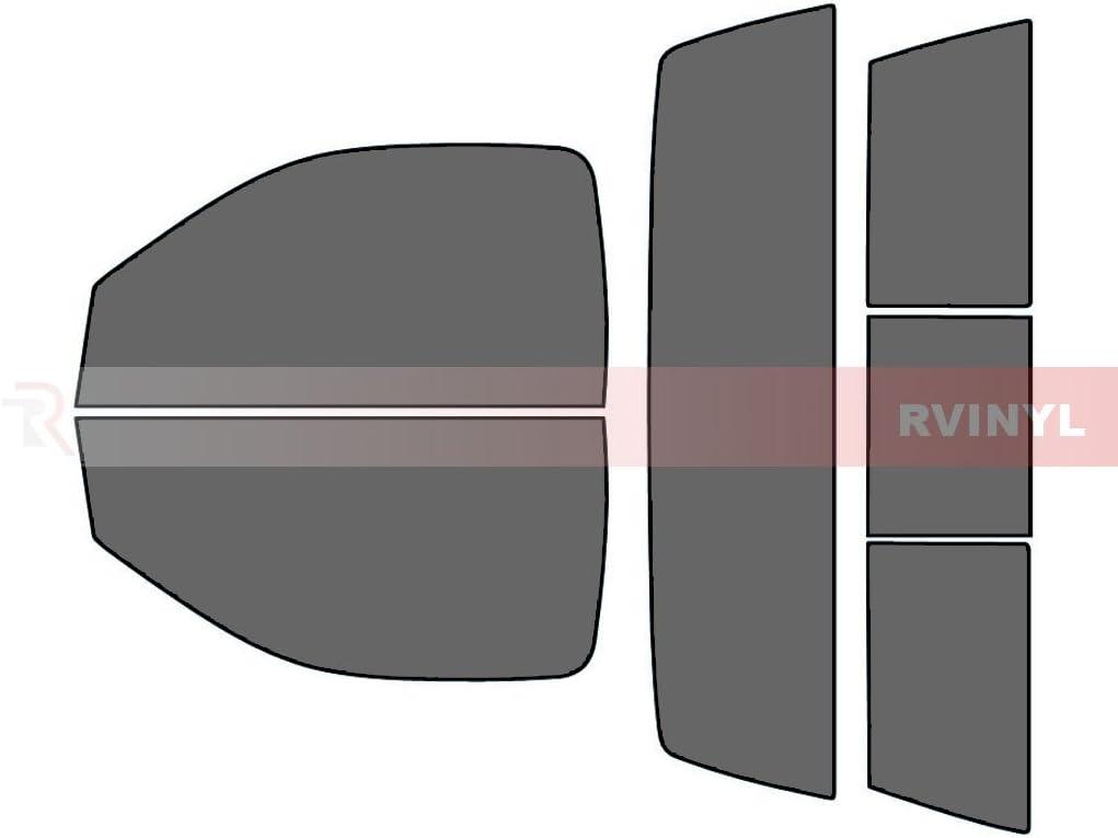 Rtint Window Tint Kit for Dodge Ram 1500 2500 3500 2009-2018 Installation Kit 2 Door
