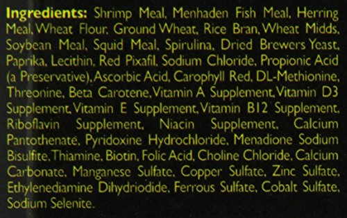 Product image of Xtreme Aquatic Foods 2137-G Cichlid Pee-Wee Fish Food