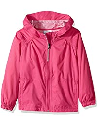 Girl's Switchback Light Rain Coat Hoodie Jacket Fairytale