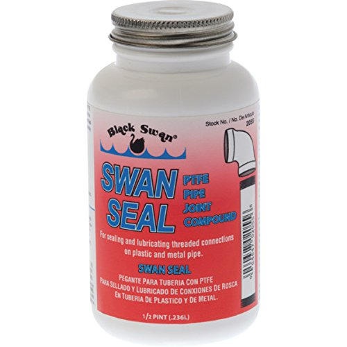Black Swan? Pipe Joint Compound Swan Seal 8 Ounce