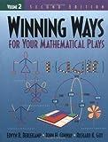 Winning Ways for Your Mathematical Plays, Volume 2 by Elwyn R. Berlekamp (2003-01-03)