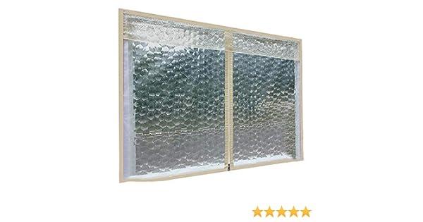 Cortinas a prueba de viento cálidas y transparentes de invierno, aislamiento de cortinas a prueba de viento a prueba de viento de cortinas a prueba de viento ventana de cortinas de plástico