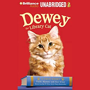 Dewey the Library Cat | Livre audio