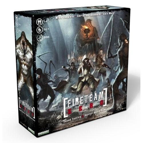 Fireteam Zero Core Set (Gears Of War Board Game Mission Pack)