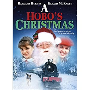 Amazon.com: A Hobo's Christmas: Barnard Hughes, Gerald McRaney ...