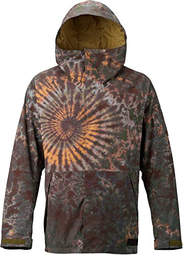Burton Men's Hilltop Jacket, War/Peace, Medium