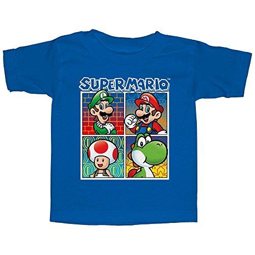 Fifth Sun Nintendo Super Mario Character