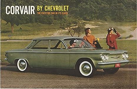 Amazon 1960 CHEVROLET CORVAIR STANDARD 700 4 DOOR