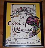 Color of Woman - A Coloring Book and Journal