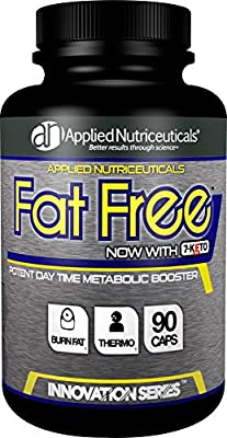FAT FREE now with 7-KETO (90 capsules) Applied Nutriceuticals