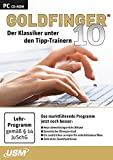 Goldfinger 10 - Der ultimative Tipp-Trainer