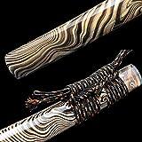entez Battle Ready Katana Sword Handmade Full Tang