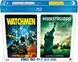 Duo Bd: Watchmen + Montruoso (Blu-Ray) (Import Movie) (European Format - Zone B2) (2014) Jackie Earle Haley; P