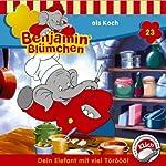 Benjamin als Koch (Benjamin Blümchen 23) | Elfie Donnelly