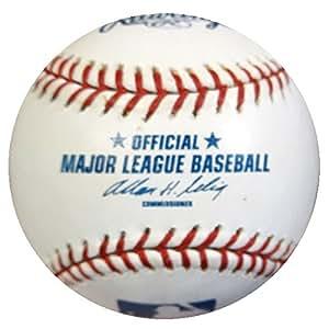 Tanyon Sturtze Autographed MLB Baseball Yankees, Blue Jays