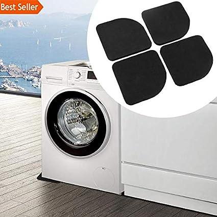 Furniture 4pcs Refrigerator Mute Mat Washing Machine Anti Vibration Pad Shock Pads Set Household In Short Supply