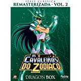 Os Cavaleiros Do Zodiaco Serie Classica Remasterizada Volume 3 Cygnus Box