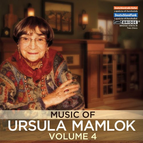 UPC 090404936128, Music of Ursula Mamlok, Volume 4