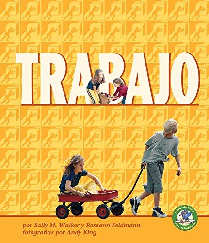 Trabajo (Work) (Libros de fiscia) (Spanish Edition) by Ediciones Lerner